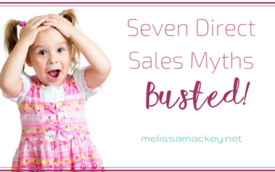 7 Direct Sales Myths Busted